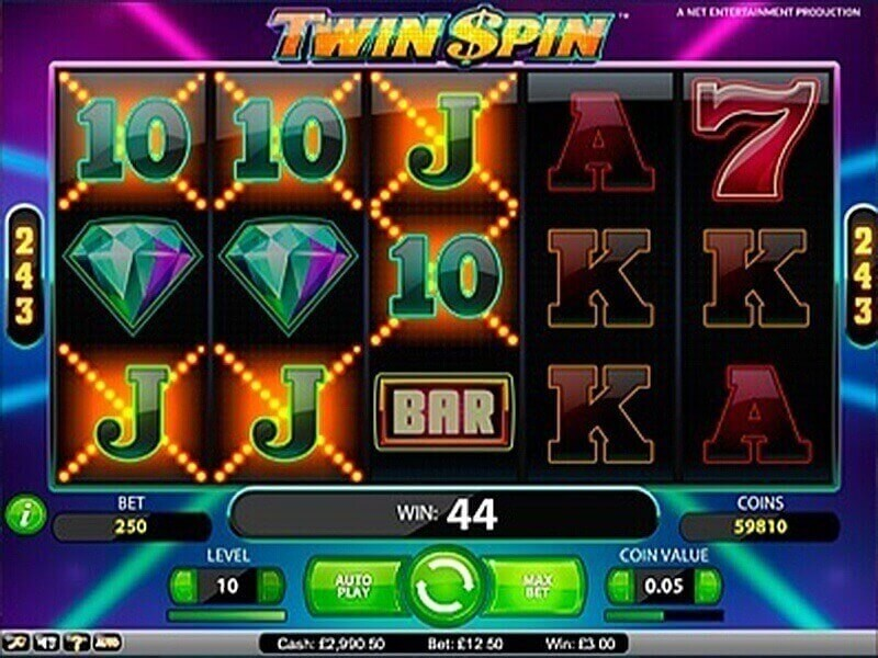 TWIN SPIN SLOT MACHINE- AN OVERVIEW